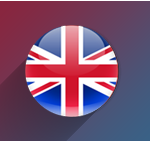 Small UK Flag Icon
