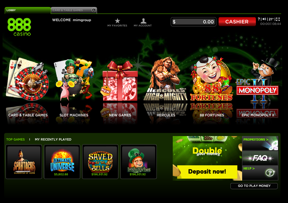 888 Casino Review For 2018 Unbiased Review Of 888casino Com
