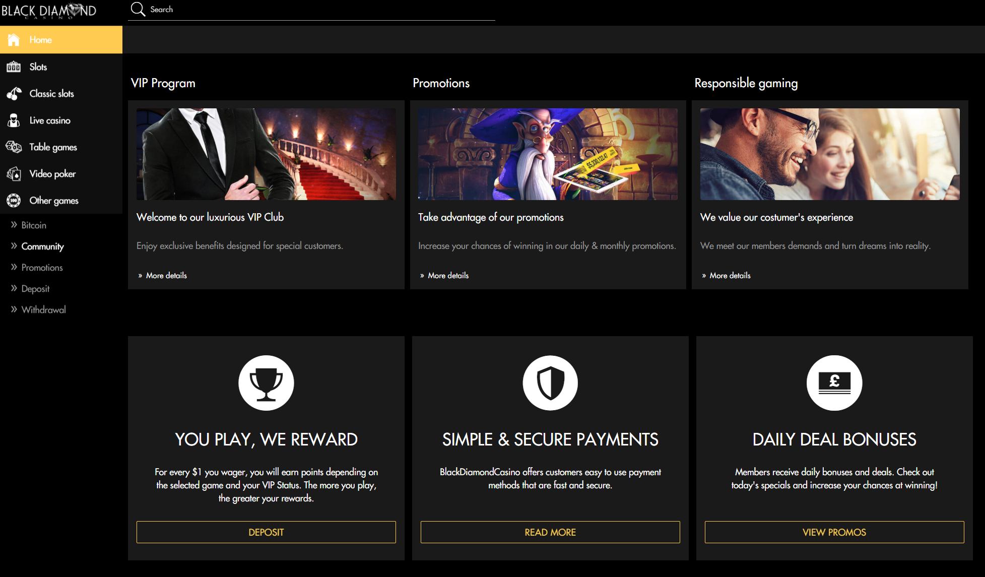 Mansion online casino