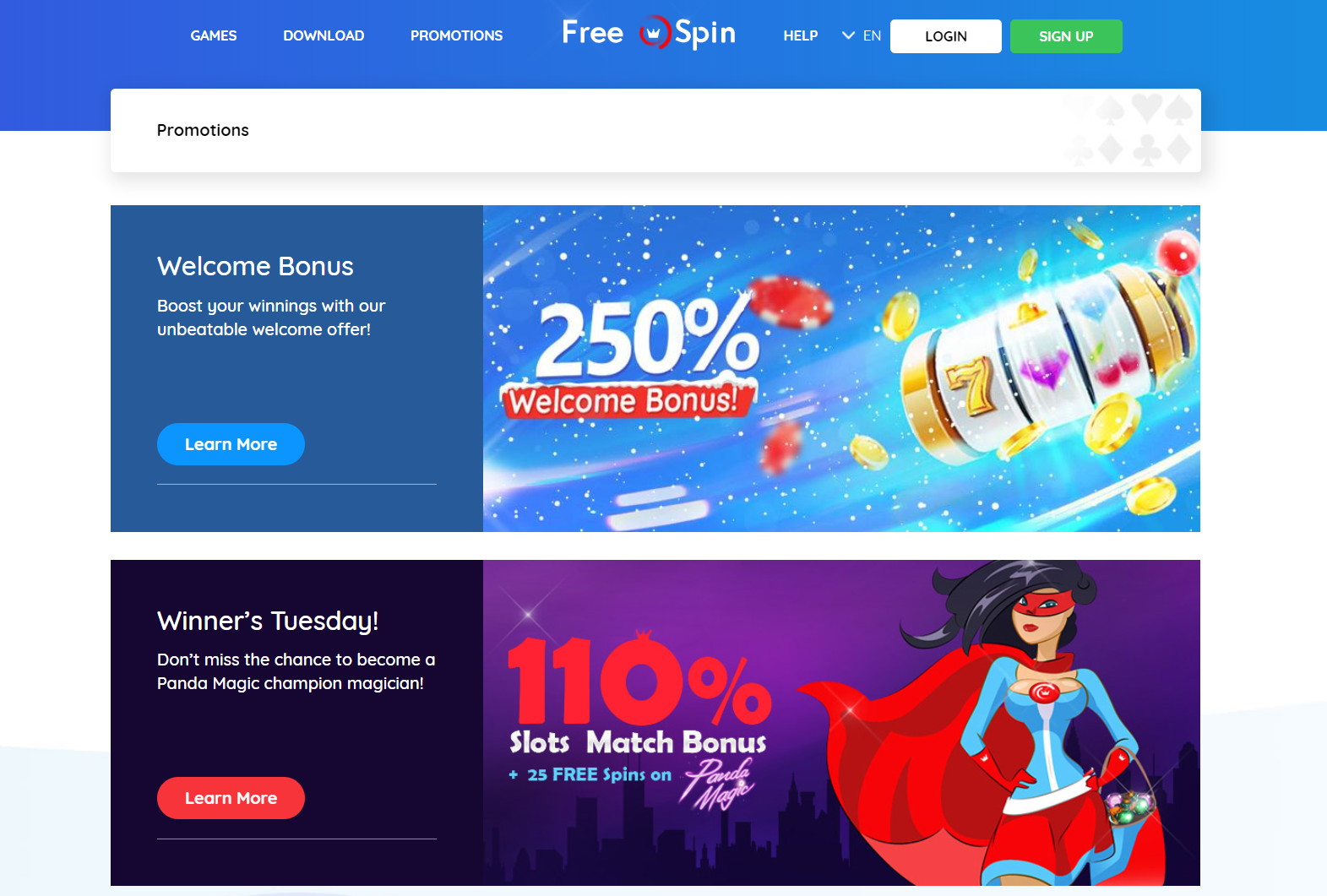 Free Spin Review For 2020 Is This A Trustworthy Casino
