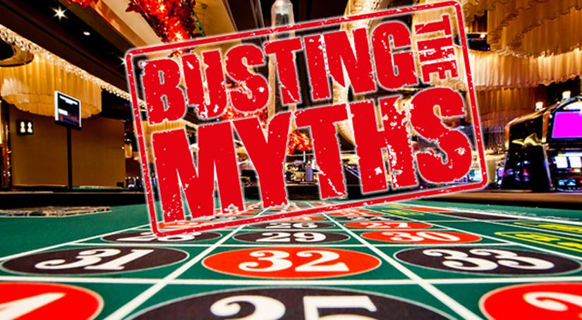 Casino Myth Busting