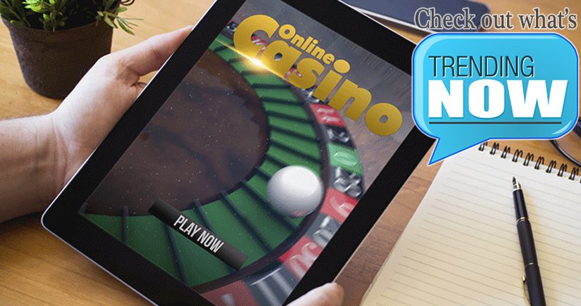 Online Casino on an Ipad