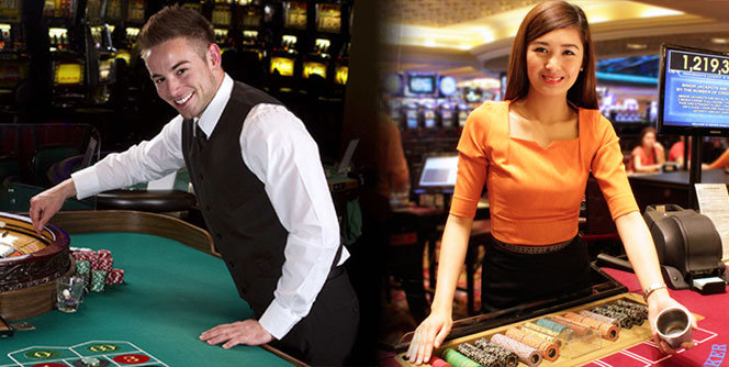 What Is It Like to Work in a Casino